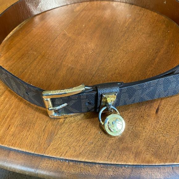 Michael Kors Accessories - Michael kors belt leather